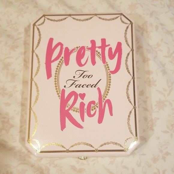Too Faced Other - Too Faced Pretty Rich Palette